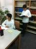 زيارة مدرسة الصفوة للمكتبة العامة_4